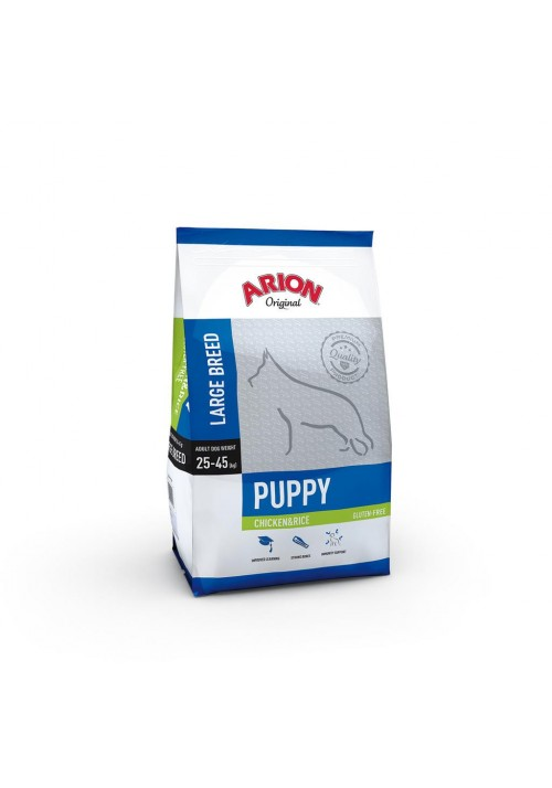 ARION ORIGINAL PUPPY LARGE Chicken & Rice12
