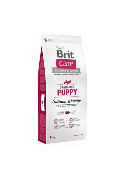Brit Care Grain-free Puppy Salmon & Potato12